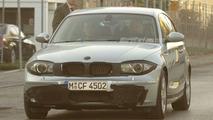 SPY PHOTS: BMW 1 Series Facelift