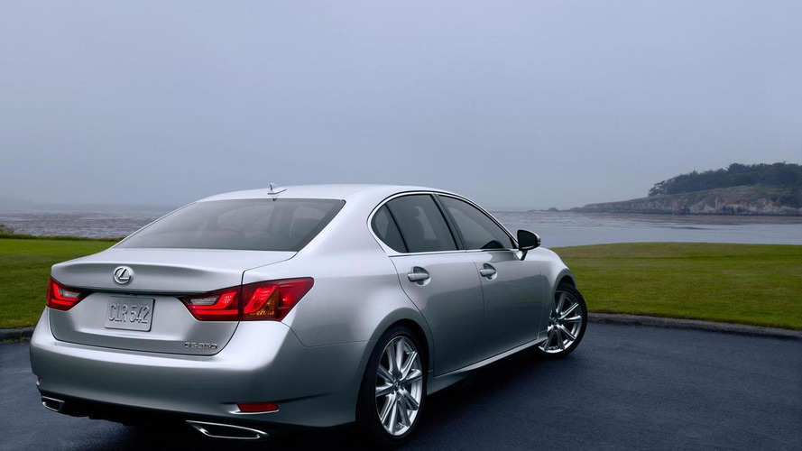 Lexus GS can accommodate LFA V10 engine