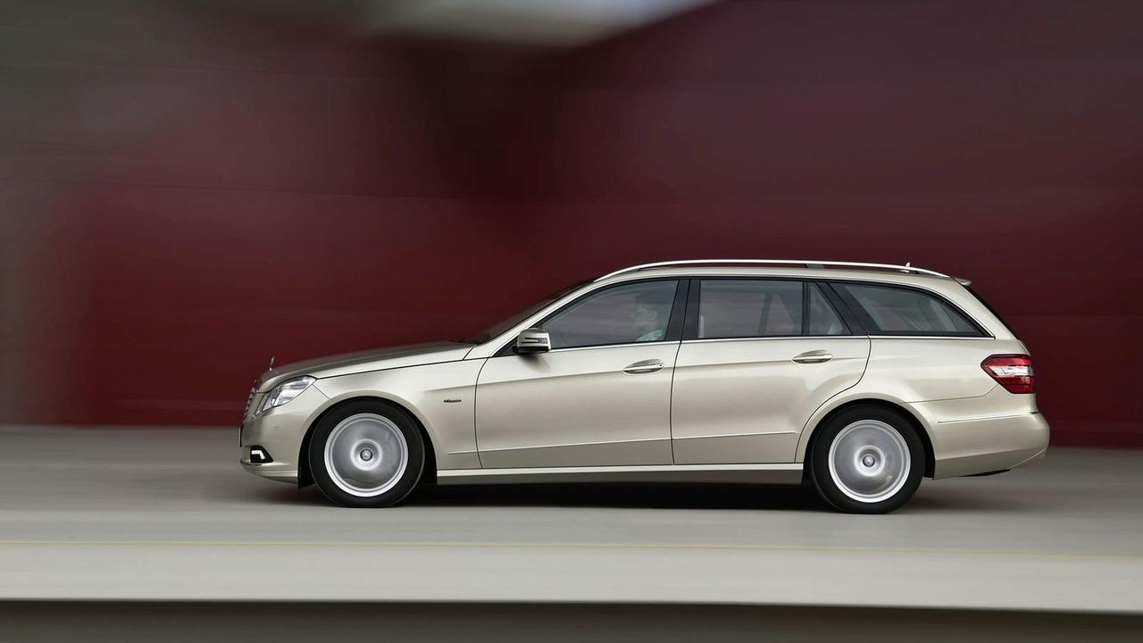 All Types mercedes e class estate 2010 : New Mercedes E-Class Estate Debuts in Frankfurt