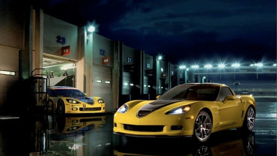 Corvette GT1 Championship Editions Official Details Released