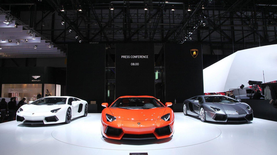 Lamborghini future product lineup revealed?