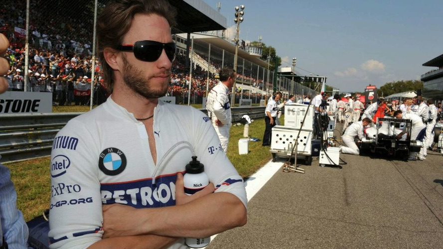 Heidfeld pins hopes to Schumacher's decision