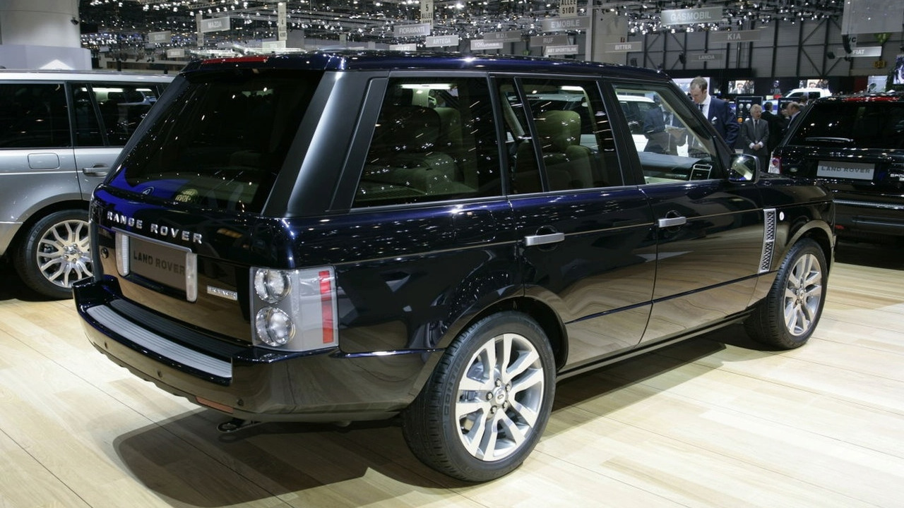 Land Rover Range Rover Westminster Limited Edition