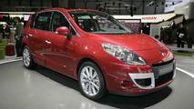 New Renault Scenic in Geneva