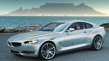 2011 BMW 6-Series Artists Rendering