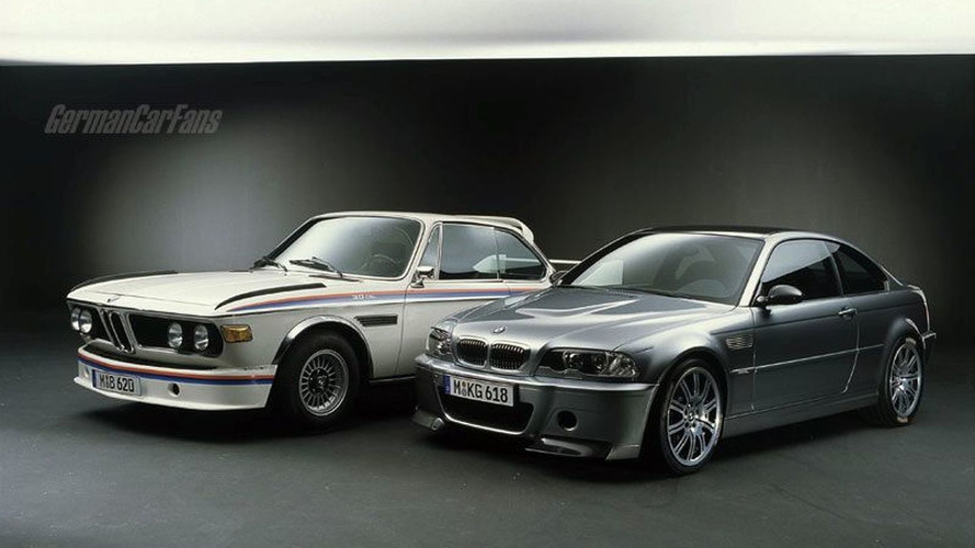 The BMW M3 CSL - In Detail