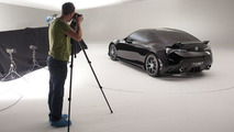 Toyota FT-86 II Concept action in Gran Turismo 5 trailer [video]