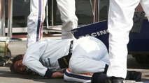 GP2 mechanic in coma after Spa incident