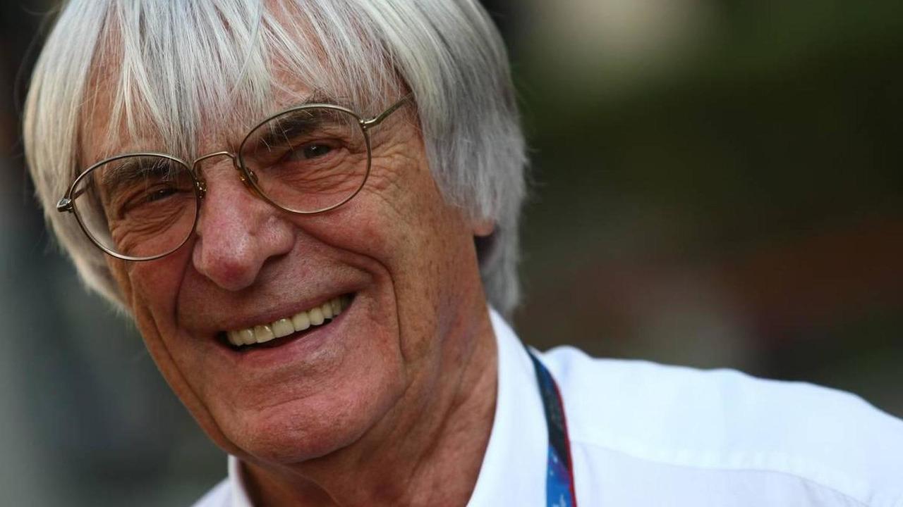 Bernie Ecclestone (GBR) - Formula 1 World Championship, Rd 19, Abu Dhabi Grand Prix, 11.11.2010 Abu Dhabi, Abu Dhabi
