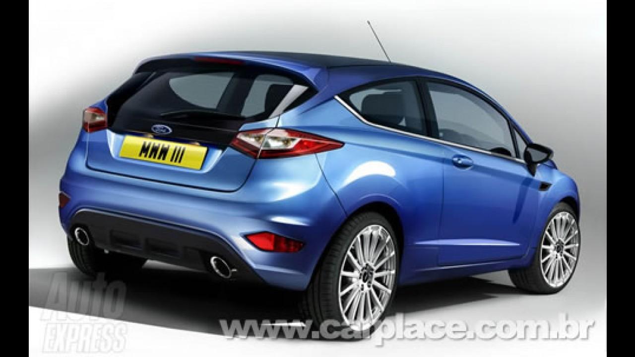 Novo Ford Focus Coupé - Nova versão esportiva pode ser lançada em 2010