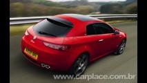 Edição especial limitada: Alfa Romeo e Prodrive apresentam o Brera S