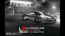 Lights2Flag Ferrari 458 Italia Stazitto