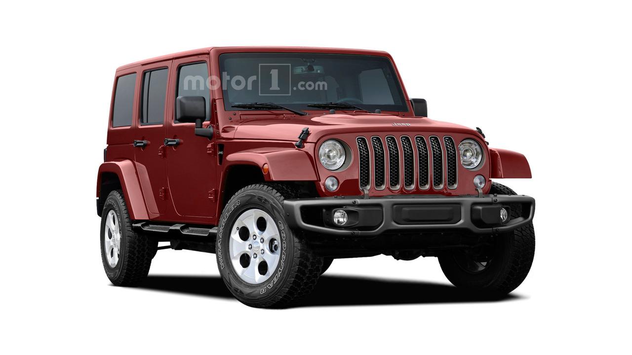 2018 Jeep Wrangler yorumu