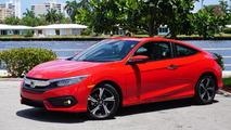 2016 Honda Civic Coupe, Touring trim