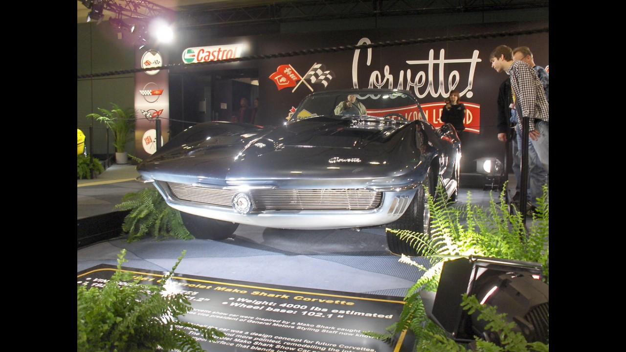 Chevrolet Corvette Mako Shark Concept