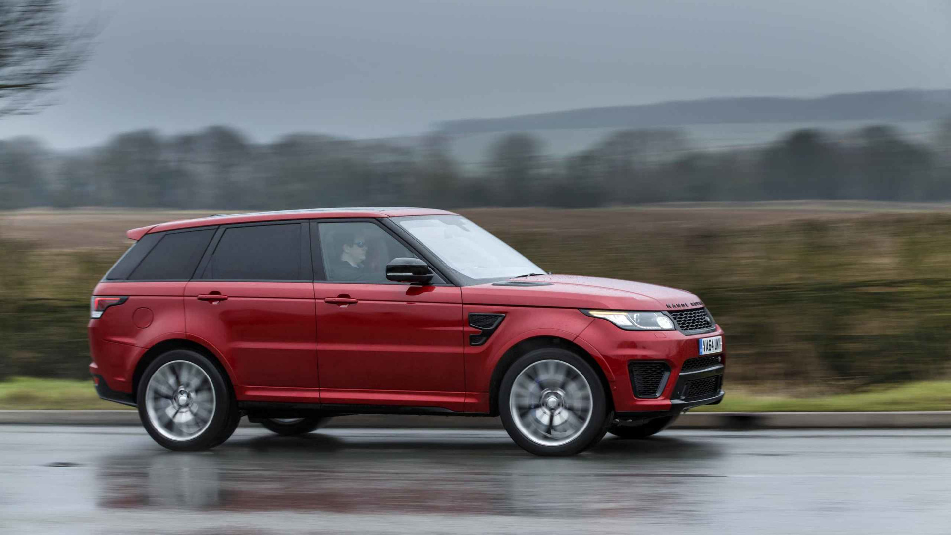 landrover and rover sport photo test range driver svr s land car review supercharged original reviews price