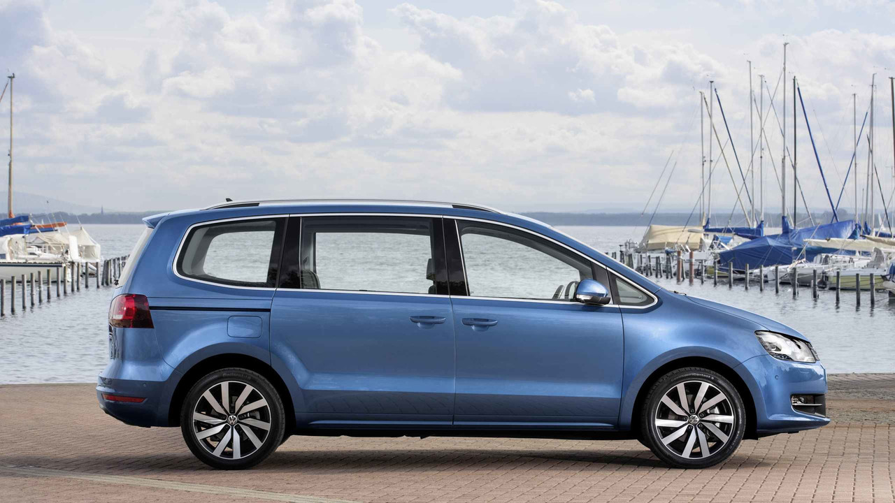 Volkswagen Touran – from £22,740