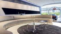 Bugatti Dubai showroom