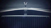 2018 Rolls-Royce Phantom teaser
