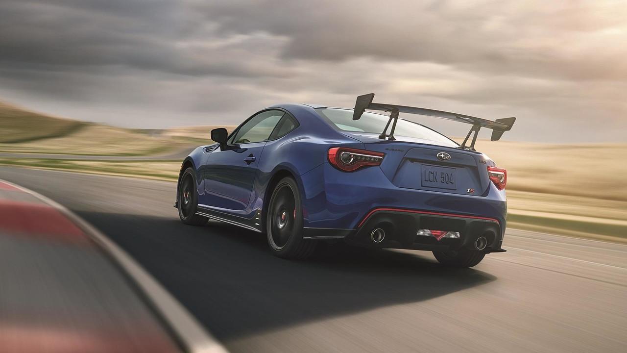 2018 Subaru BRZ tS