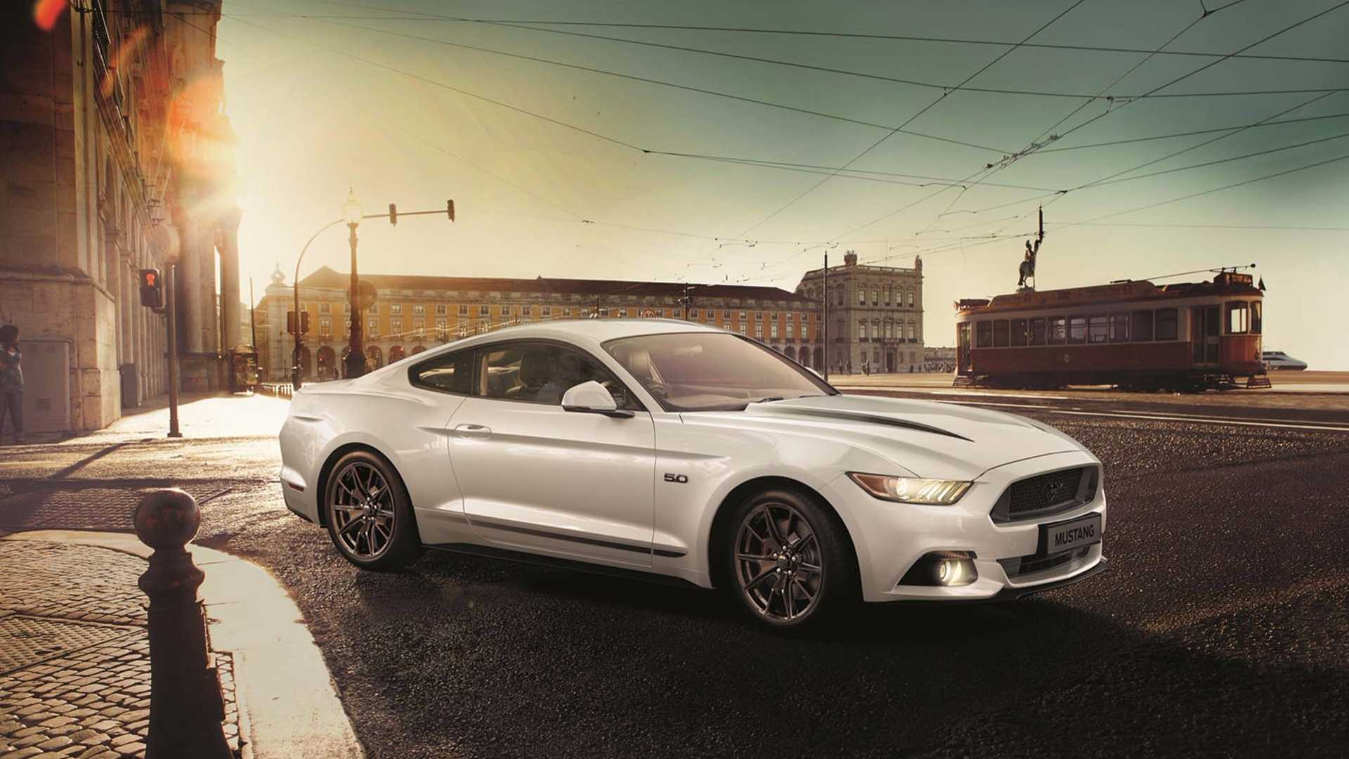 Ford Mustang Is Europe S Best Selling Sports Car