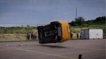 Volvo XC60 crash test images