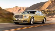 Bentley Mulsanne Speed 2017