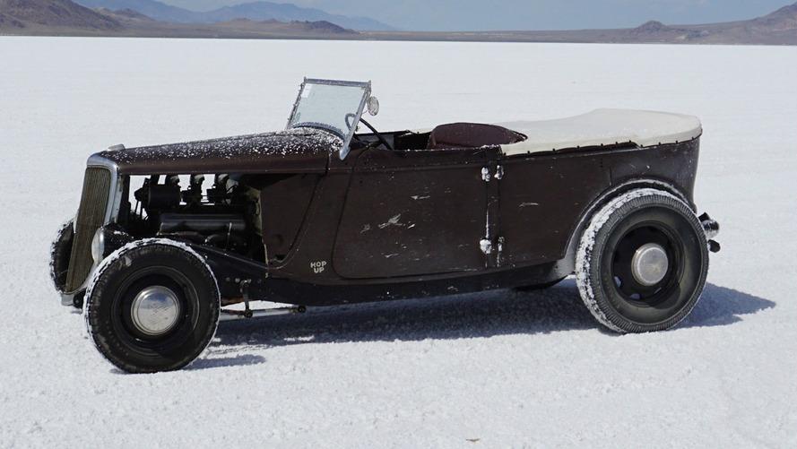 1934 model el yapımı Ford eBay'de satışta