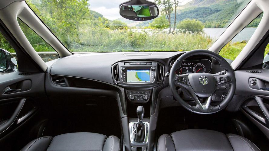 2017 Vauxhall Zafira Tourer