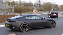 2018 Aston Martin DB11 Unidentified Coupe spy photo