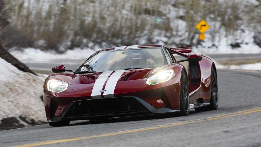 Primeiras impressões - Ford GT é carro de corrida para as ruas