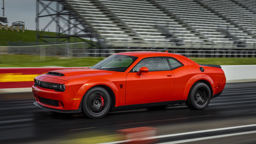 2018 Dodge Challenger SRT Demon Mega Gallery (228 Images)