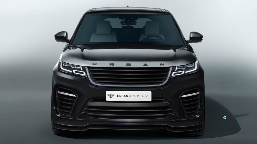 Urban Automotive Range Rover Velar