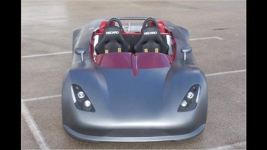 Sbarro zeigt in Genf das Concept-Car Turbo S20
