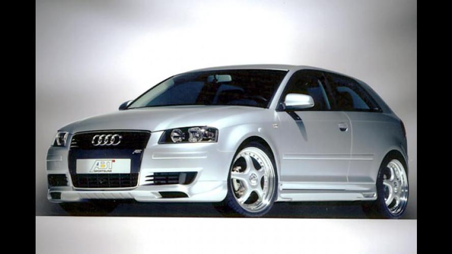 Single dank Abt: Tuner bietet Umrüstsatz für den Audi A3 an