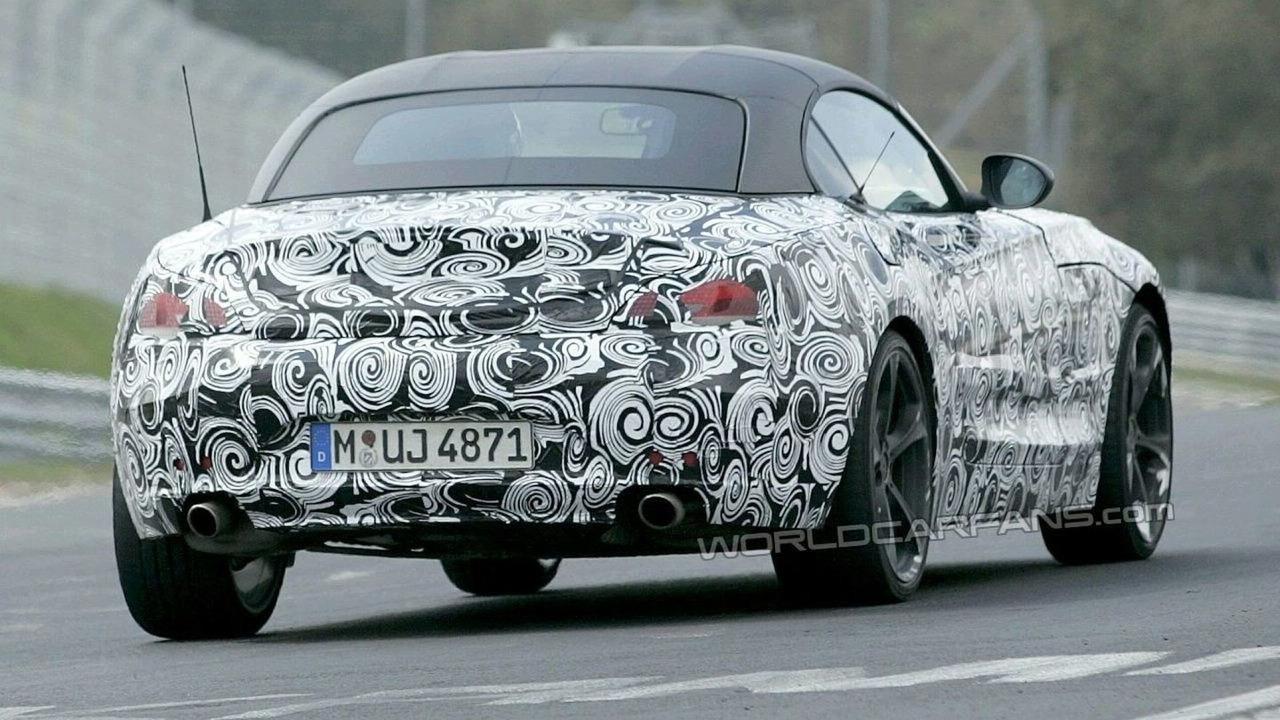 2010 BMW Z4 Prototype