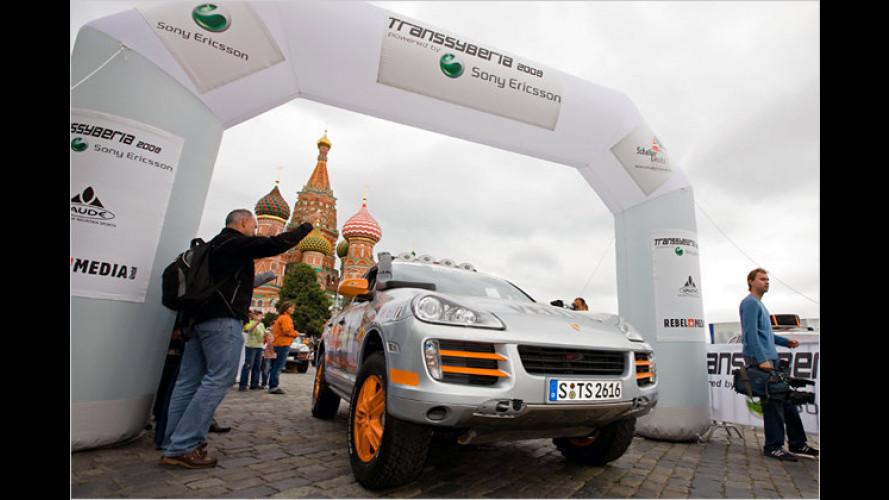 Transsyberia Rallye 2008: Die aktuellen Ergebnisse