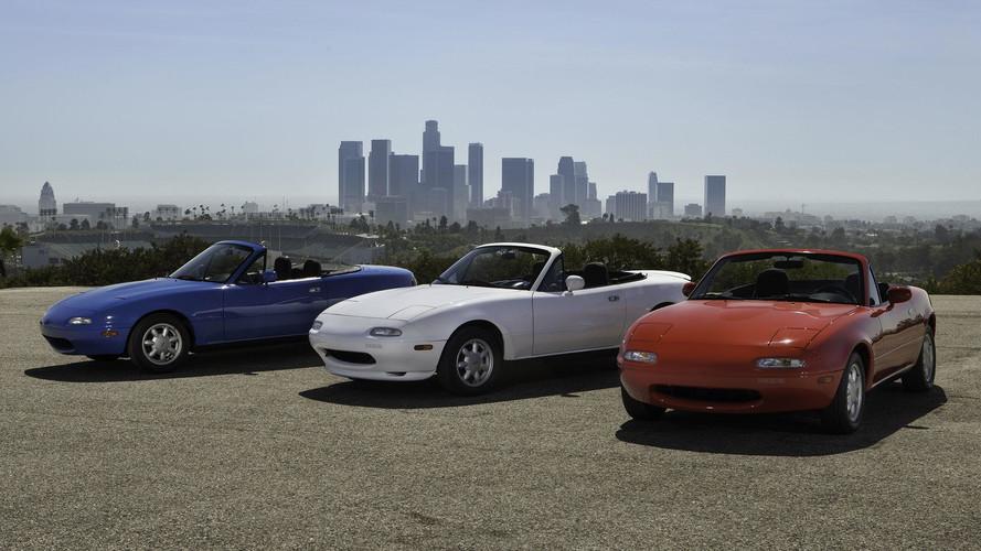 Dünden Bugüne Neler Değişti? | Mazda MX-5