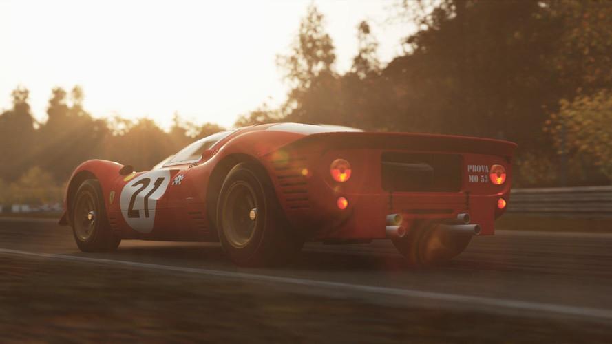 Project Cars 2 - Ferrari