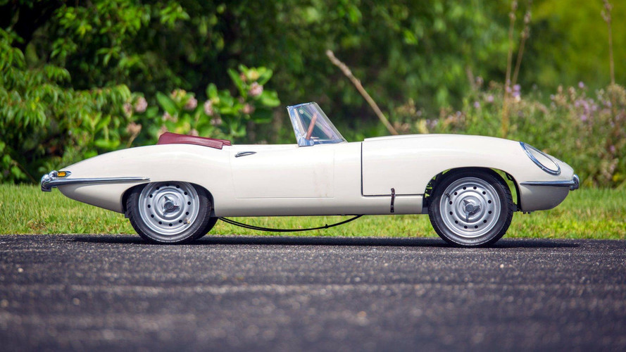 1961 Jaguar E-Type Gokart Replica