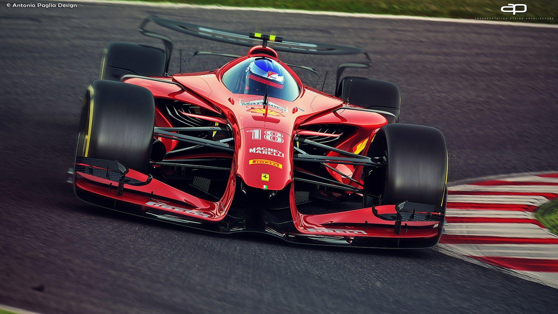 F1: We Can Only Hope F1 Cars Will Look This Good In 2025