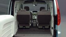Renault Kangoo be bop Z.E electric vehicle