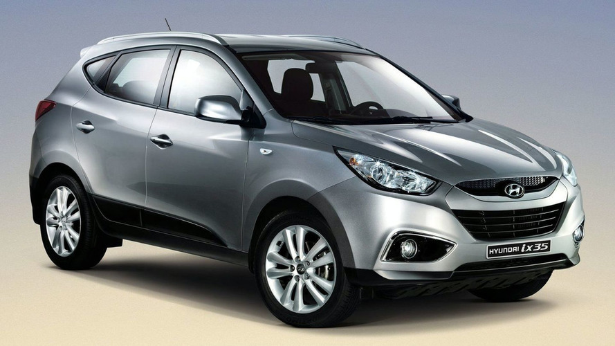 Hyundai Tucson ix first official images released