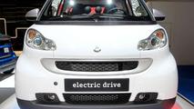 Smart EV at 2009 NAIAS
