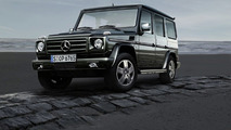 Mercedes-Benz G-Class EDITION30 Commemorates 30th Anniversary