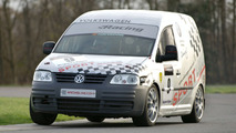 VW Caddy Racer to Return to the Track in 2009