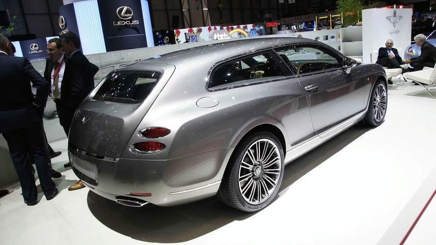 Bentley Continental Flying Star by Carrozzeria Touring Superleggera Live in Geneva [Video]