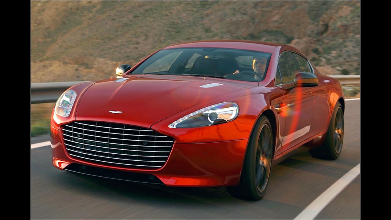 Aston Martin im Rapide S