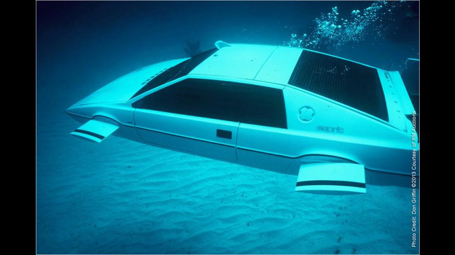 Bond-Lotus aufgetaucht!