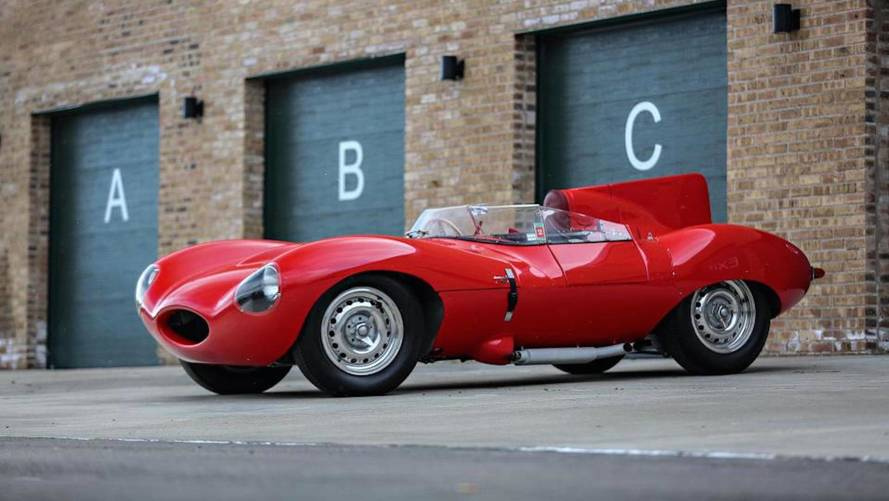 Jaguar D-Type Gooding & Company